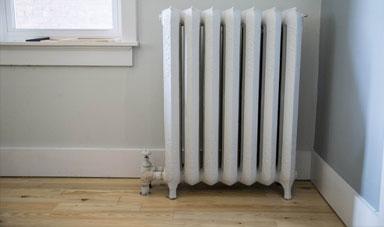 Impianto termico completo